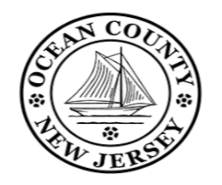 Ocean County Government Seal