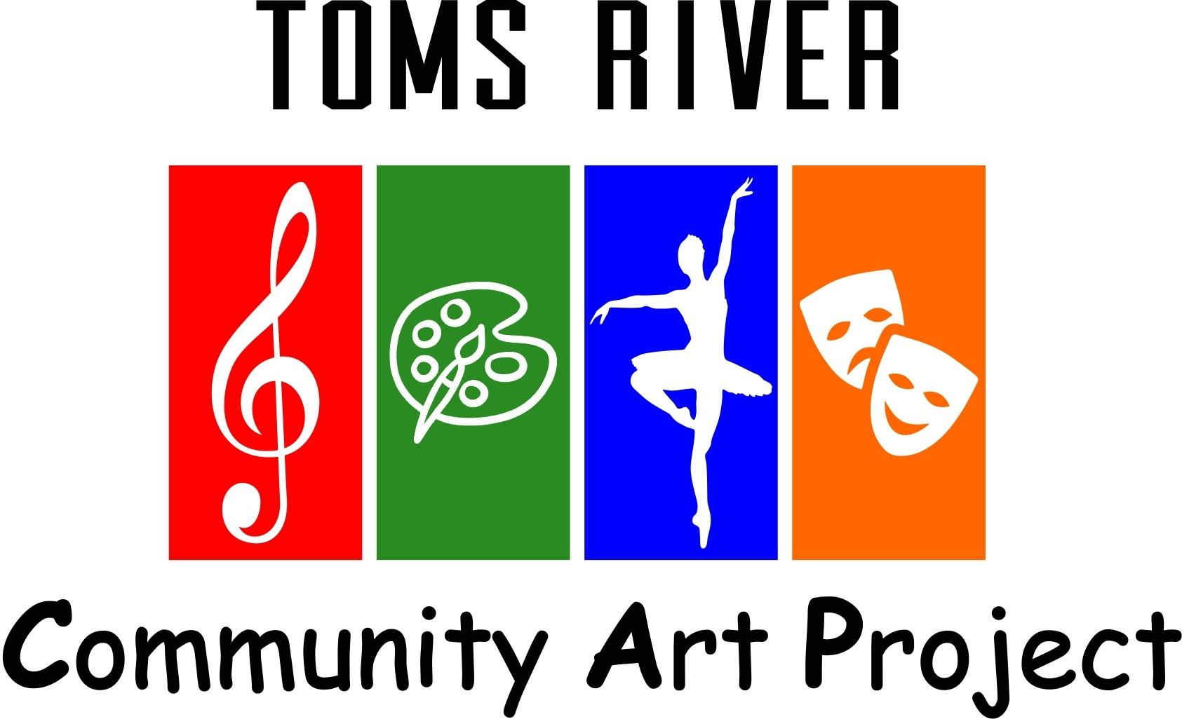 Toms River Community Art Project logo (JPG)