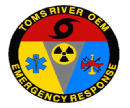 Toms River Office of Emergency Management Seal